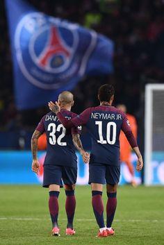 Ici c'est Paris : neymar jr et Dani alves