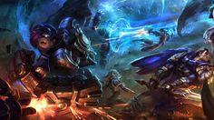 League Of Legends Backgrounds Wallpaper