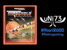 "Threshold (1982, Tigervision) - Atari 2600 - Score 36150 (Skill Select ""A"")"