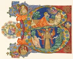 Museum Celebrates 200 Years With 150 Illuminated Manuscripts | Mental Floss