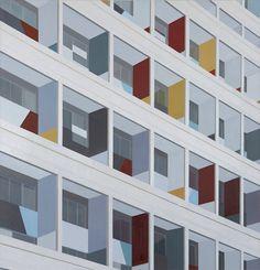 Impressive Oil Painted Architectural Details – Fubiz Media