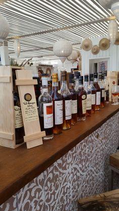 Dégustation de Cognac de 1969 à 2005...