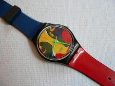 Temps Zero Swatch Watch