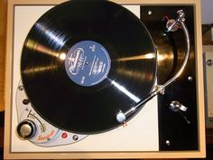 Connoisseur turntable with Expert pickup