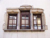 Fenêtres à meneaux - Franche-Comté - France