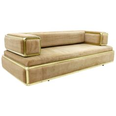 Sofa by Marzio Cecchi, Italy 1970`s | From a unique collection of antique and modern sofas at https://www.1stdibs.com/furniture/seating/sofas/