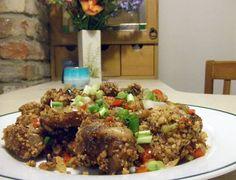 asian food recipes on Pinterest | Singapore Food, Braised Pork and ...