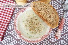 Kremalı Kereviz Çorbası Tarifi - Kevser'in Mutfağı - Yemek Tarifleri