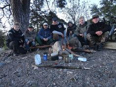 Fongausta ja kalastusta ympäri Suomen.: 10 minuuttia ja kuusi tuntia!
