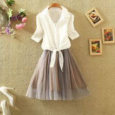 Sweet cute princess lace dress