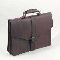 Henry Tompkins Briefcase Lite $355