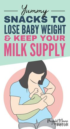 Postpartum Snacks to Pump Up Your Milk Supply While Shedding the Baby Weight - Pregnant Mama ­Baby Life Baby Kicking, Breastfeeding And Pumping, Breastfeeding Problems, Good Food For Breastfeeding, Breastfeeding Quotes, Dieting While Breastfeeding, Breastfeeding Tattoo, Pregnancy, Tips