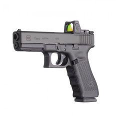 """Glock 17 Gen4 Pistol 9mm 4.48"""" MOS  Find our speedloader now!  www.raeind.com  or  http://www.amazon.com/shops/raeind"""