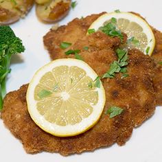 Some years ago when the Master Taste Tester and I were in Vienna, we ate at a restaurant that had amazing Schweineschnitzel. TheSchweineschnitzel was so large that it covered an entire plate and was a meal in itself. Since then, I've been makingSchweineschnitzel with pork tenderloin. It's consistently perfectly breaded, perfectly fried, perfectly crispy, and...Read More »