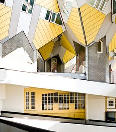 Kubuswoning | Piet Blom