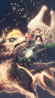 Twilight Princess Legend Of Zelda Background ~ Games Wallpapers Ideas The Legend Of Zelda, Legend Of Zelda Breath, Anime Yugioh, Anime Pokemon, Anime Plus, Anime W, Link And Midna, Link Zelda, Zelda Hd
