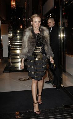 haute couture furs - Google Search