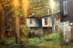 Obras del pintor Pavel Mitkov | Obras y Pinturas