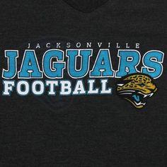Reebok Jacksonville Jaguars Ladies Painted Love Lace Burnout ...