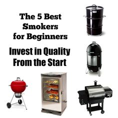Best Smoker for Beginners: Five Great Options and Two Bad Ideas