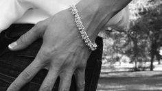 Michaud Michaud Bracelets, Diamond, Jewelry, Lobster Clasp, Pendant, Ear, Silver, Jewerly, Jewlery