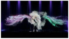 """Angel Espionage: Stefan Eckert -3D Holographic Show """"Space Blues Symphony"""" 2011"""