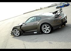 toyota supra kit on a mustang - Google Search