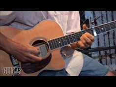 """How to Play The Beatles """"Here Comes the Sun"""" Guitar Lesson"""