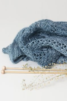 Ravelry: Lake Song knitting pattern from Woolenberry.