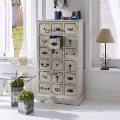 Kommode Florence #Flur #loberon Coming Home, Sideboard, Dresser, Bunt, Inspiration, Furniture, Home Decor, Console, Homes