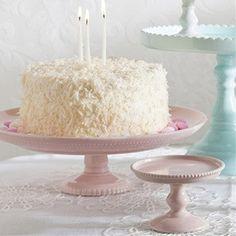 Pink Decor Bon Bon Large Rimmed Pedestal
