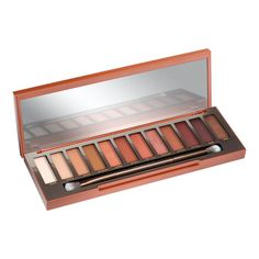 Naked Heat Palette - Urban Decay - KICKS