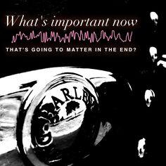 What's truly important in the end? #harley #harleydavidson #harleydavidsonnation #MC #motorcycle #eye4dogs #photooftheday #pink   ©2014  Krista Droop www.kristadroop.com #madewithstudio