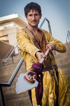 Oberyn Martell Cosplay Cosplay Ideas on Pinte...