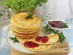 Ala piecze i gotuje: Pancakes waniliowe