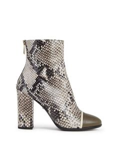 Winter Sale picks - see more on my style blog here: https://aftercarrie.wordpress.com/2017/01/18/the-new-year-statement/  Snakeskin boots down to £148 by Just Cavalli at VeryExclusive.com
