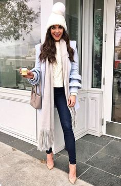 40 winter fashion 2018 outfits to copy # winter stylish outfits, Plus Size Fashion For Women, Fashion Tips For Women, Fashion Advice, Womens Fashion, Fashion Bloggers, Fashion Ideas, Fashion Websites, Ladies Fashion, Winter Fashion Outfits