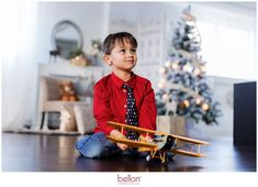 Christmas Portraits, Portrait Photography, Creative