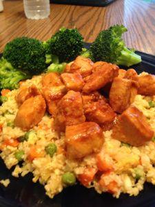 Paleo Orange Chicken recipe- Lunch #freezercooking #paleo #glutenfree
