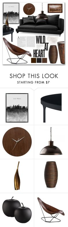 """Home decor"" by bogira on Polyvore featuring interior, interiors, interior design, дом, home decor, interior decorating, Crate and Barrel, Dot & Bo, Oris и CB2"