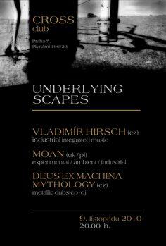 Underlying Scapes - album live premiere
