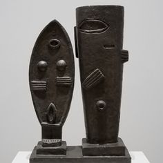 Alberto Giacometti, The Couple. (1927)