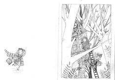 Alex T. Smith -  sketchbook