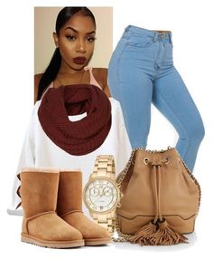 Untitled #272 by laiixo on Polyvore featuring polyvore, fashion, style, UGG Australia, Rebecca Minkoff and S. Coifman Check our selection  UGG articles in our shop!