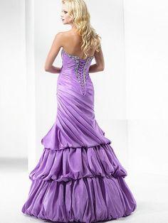 i love mermaid dresses. =\