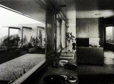 Richard Neutra - Singleton Residence - Bel Air - 1960