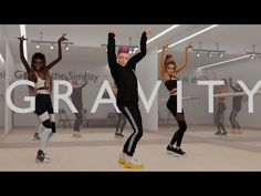 Sims 4 Cas Mods, Sims 4 Black Hair, Sims 4 Characters, Dance Poses, Smoothies, Animation, School, Youtube, Dancing