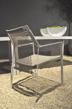 Garden Furniture New York maurizio tempestini mid-century modern patio bench chair salterini