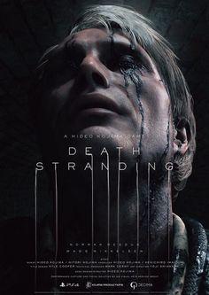 Mads Mikkelsen in Death Stranding