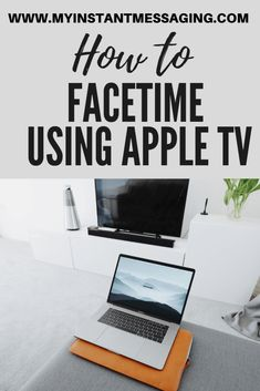 Do you want to setup the Facetime using Apple TV? Below are the steps required for using your FaceTime on an Apple TV. Instant Messaging, Facetime, Apple Tv, Messages, Text Posts, Text Conversations
